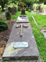 Boyle Somerville grave