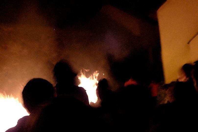 November - a time for Fire Festivals