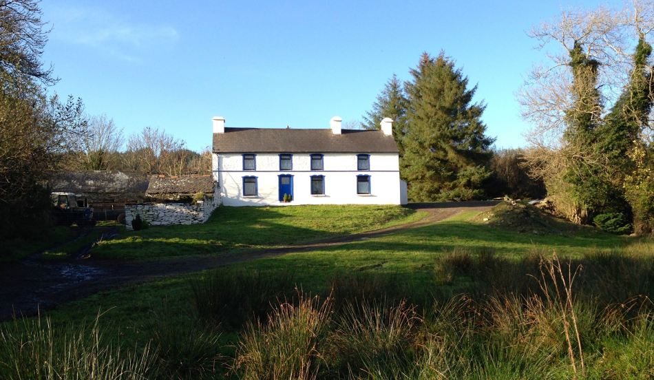 Birthplace and Homestead of Francis O'Neill, Tralibane