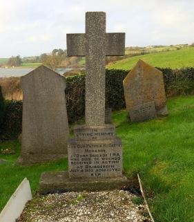 IRA grave