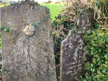 Two old headstones