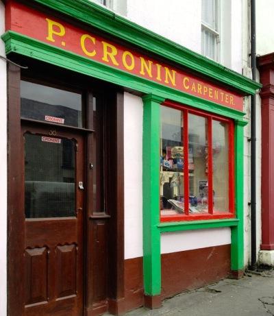 P. Cronin, Carpenter