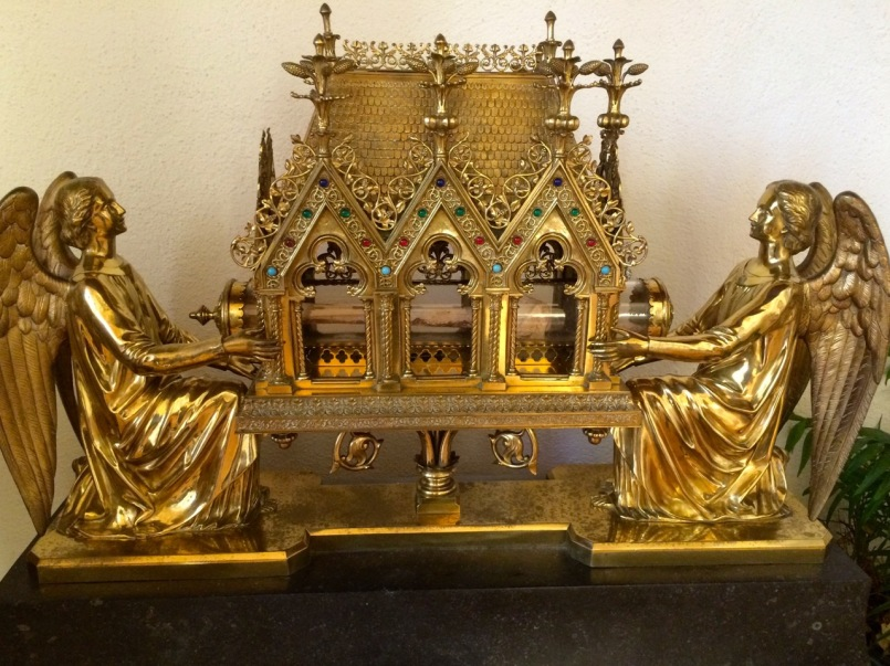 Reliquary of Blessed Thaddeus McCarthy, Cork