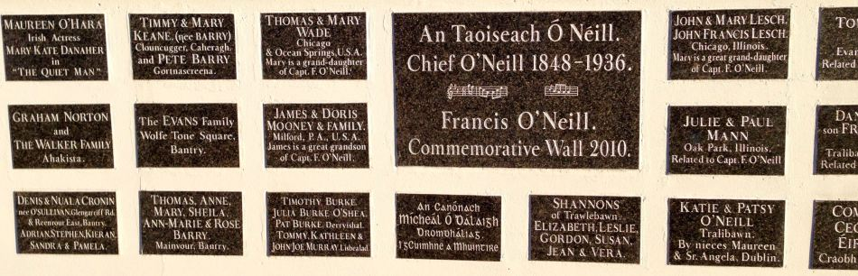 Plaques at the Memorial Site