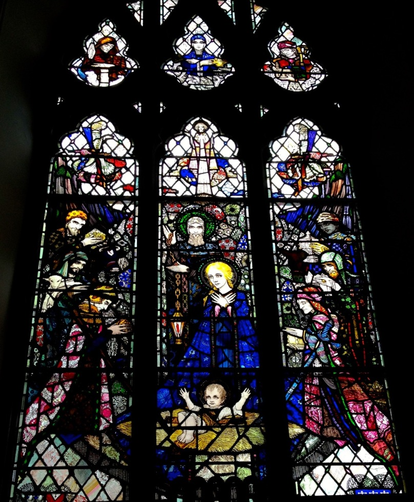 Castletownshend East Window
