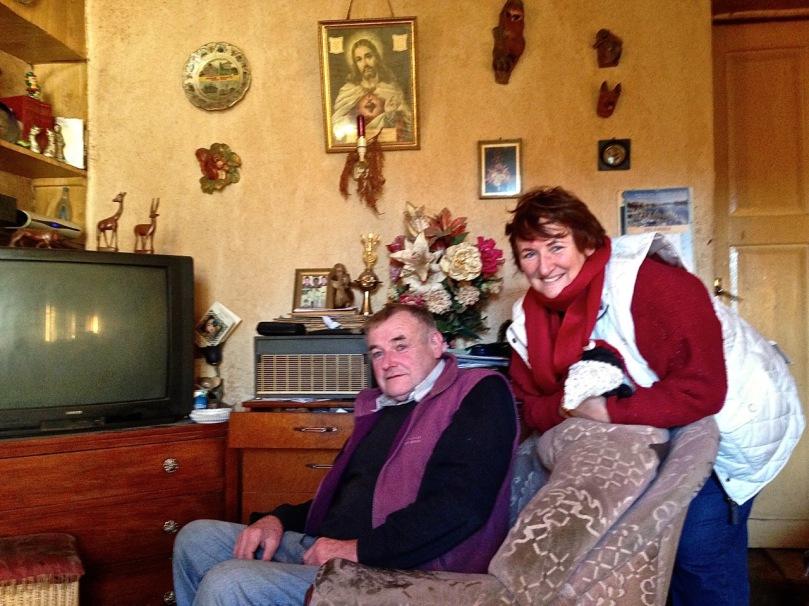 Florence and Finola