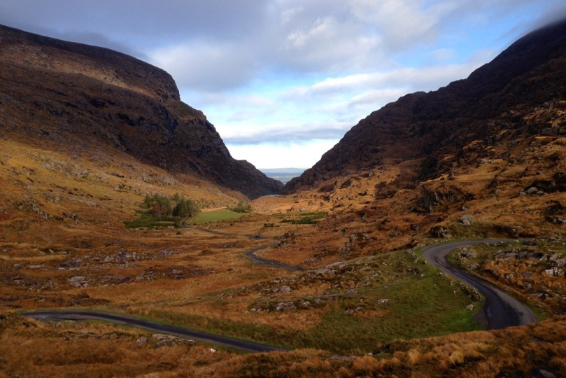 The Mountains of Kerry