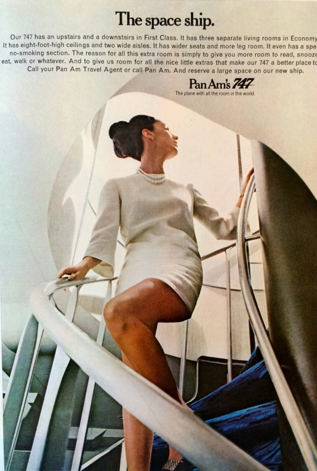 Flying Pan-Am into Ireland - why can't it be like this still?