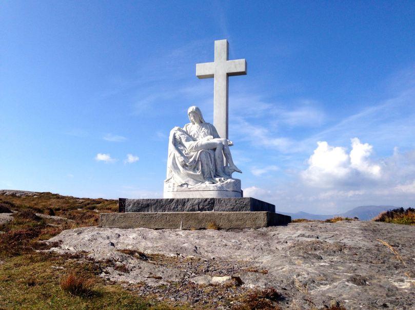 Hilltop Pieta