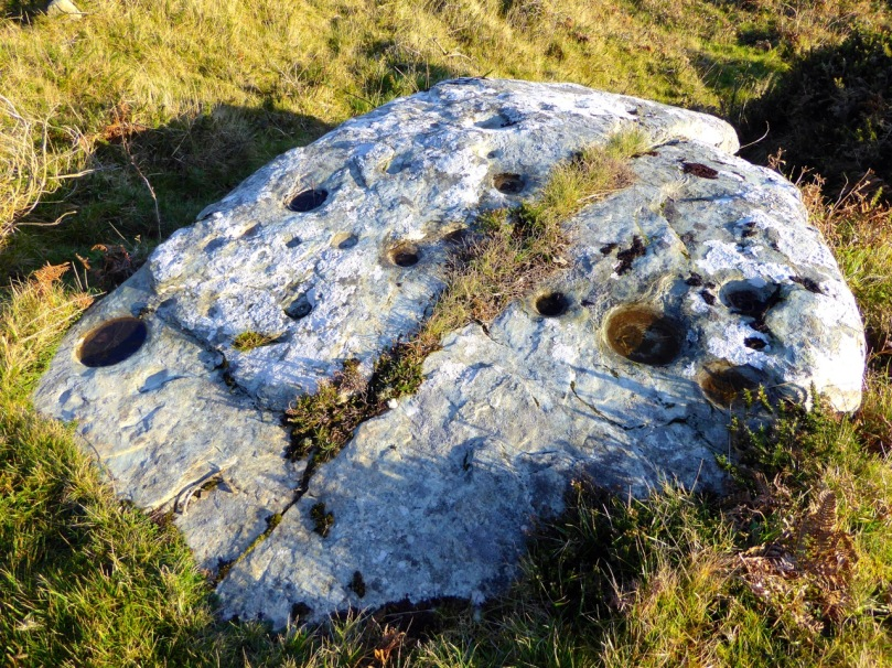Castlemehigan rock surface