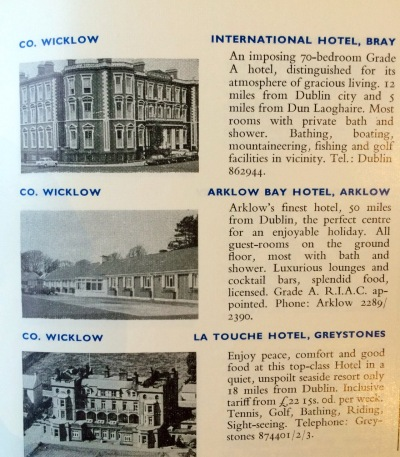 Hotels, once magnificent