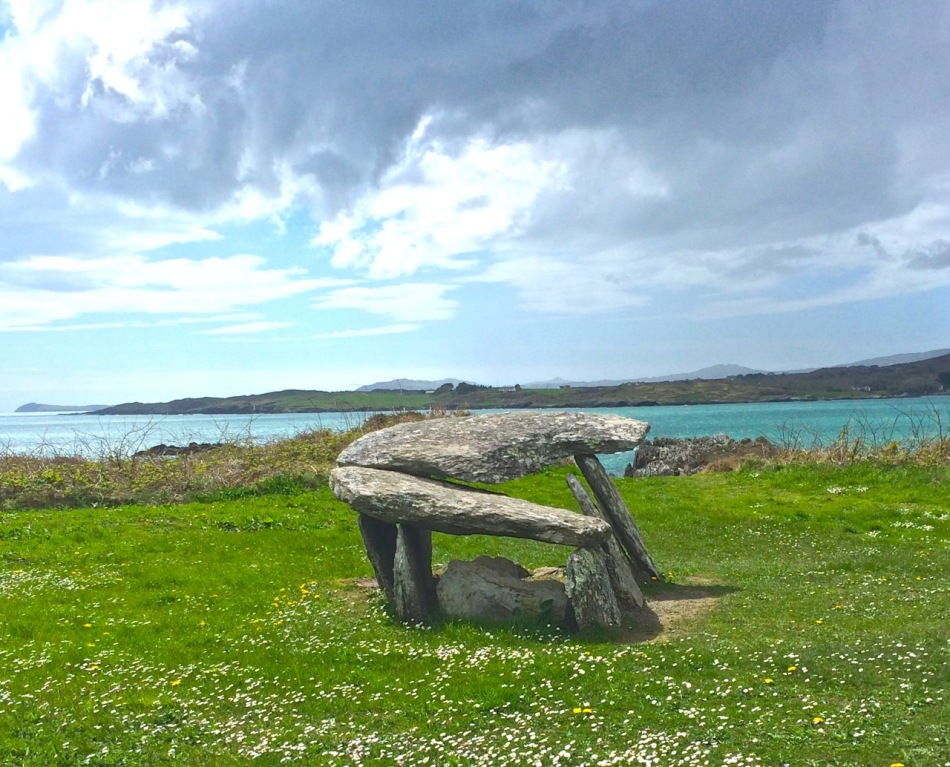 Altar Wedge Tomb on The Mizen Peninsula