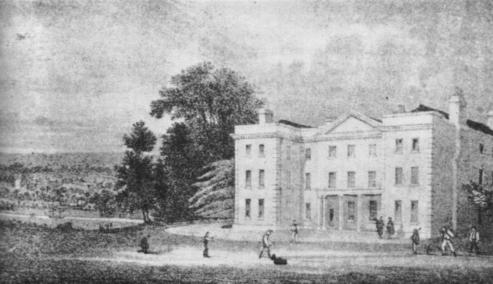 Larkbeare House, Exeter