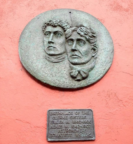 Clerke plaque, Bridge Street