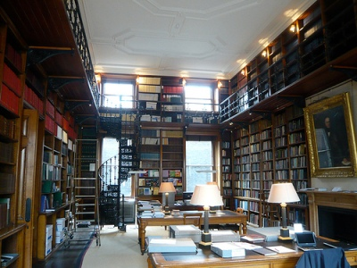 Library, Royal Astronomical Society