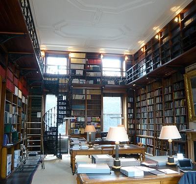 Library, Royal Astronomical Society