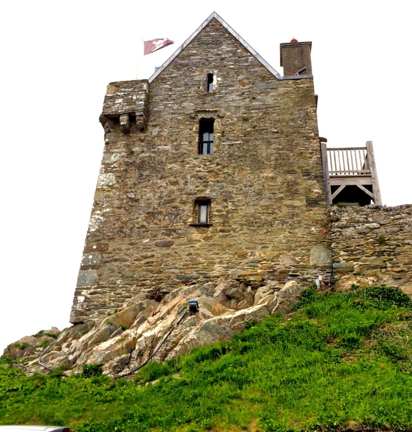 Dún na Séad Castle, Baltimore