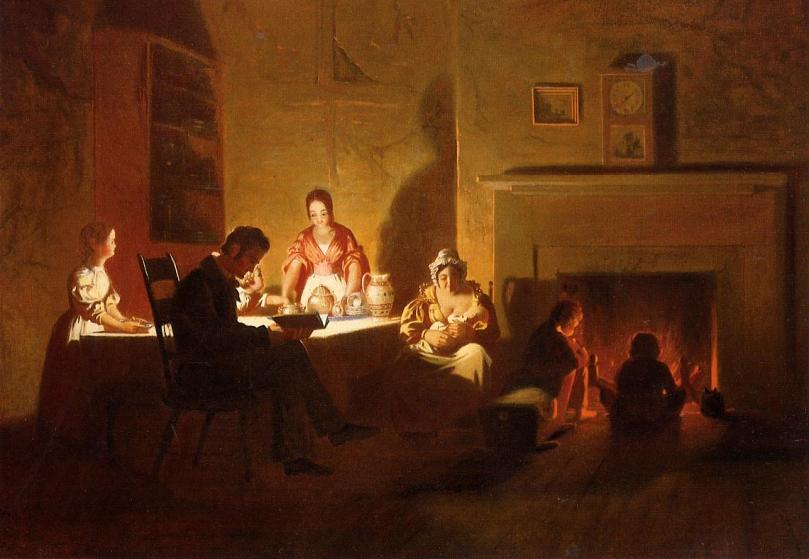 Family Life (Caleb Bingham 1845)