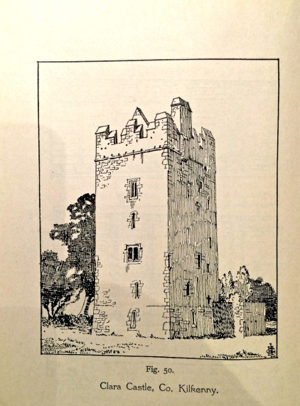 Illustration from Leask's Irish Castles