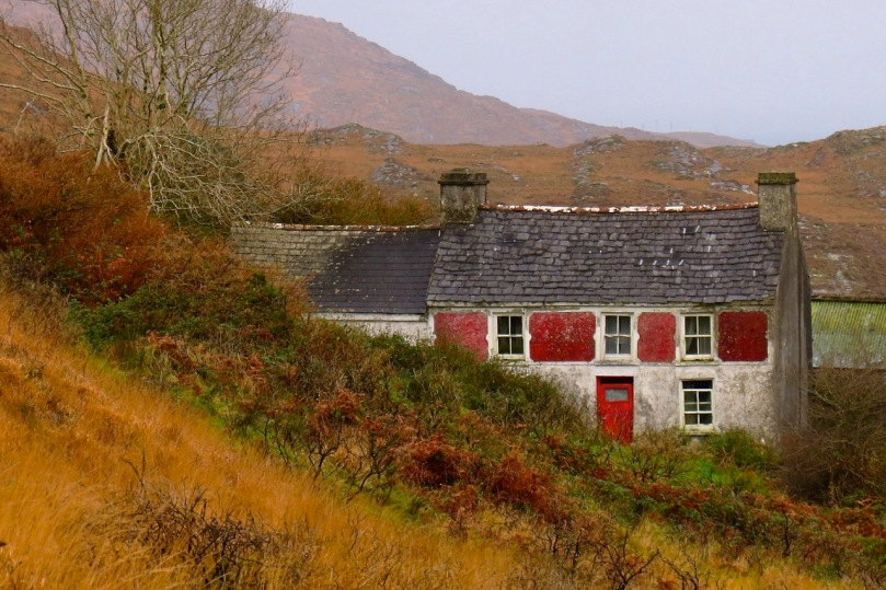 Old farmhouse, Sheep's Head