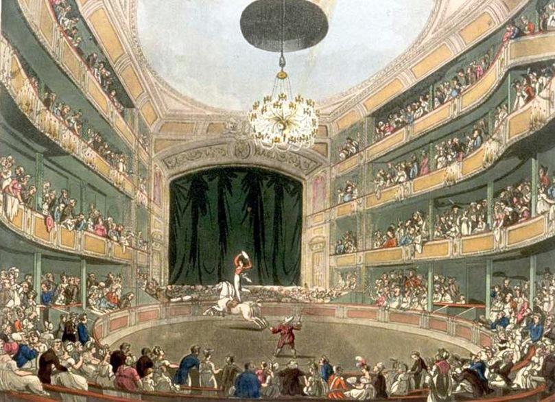 Astley's Amphitheatre, 1807
