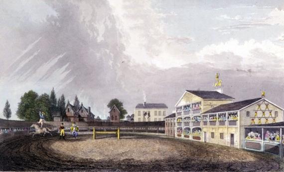 Astley's Equestrian Centre, 1770