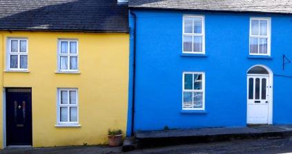 Ballydehob town houses 2