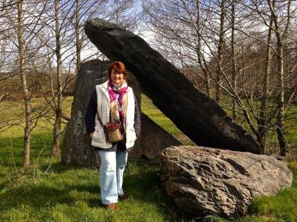 Finola enjoys the spirit of 'A Place Apart'