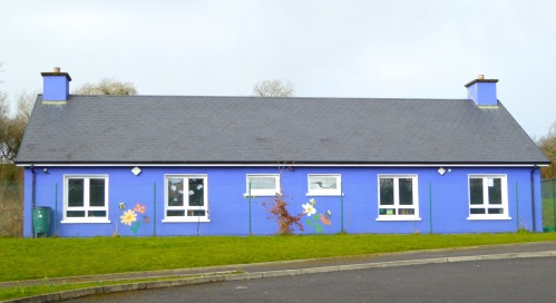 St James School, Durrus. If you were a kid, wouldn't you want to go to a school like this?