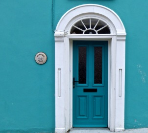 Doorway, Schull