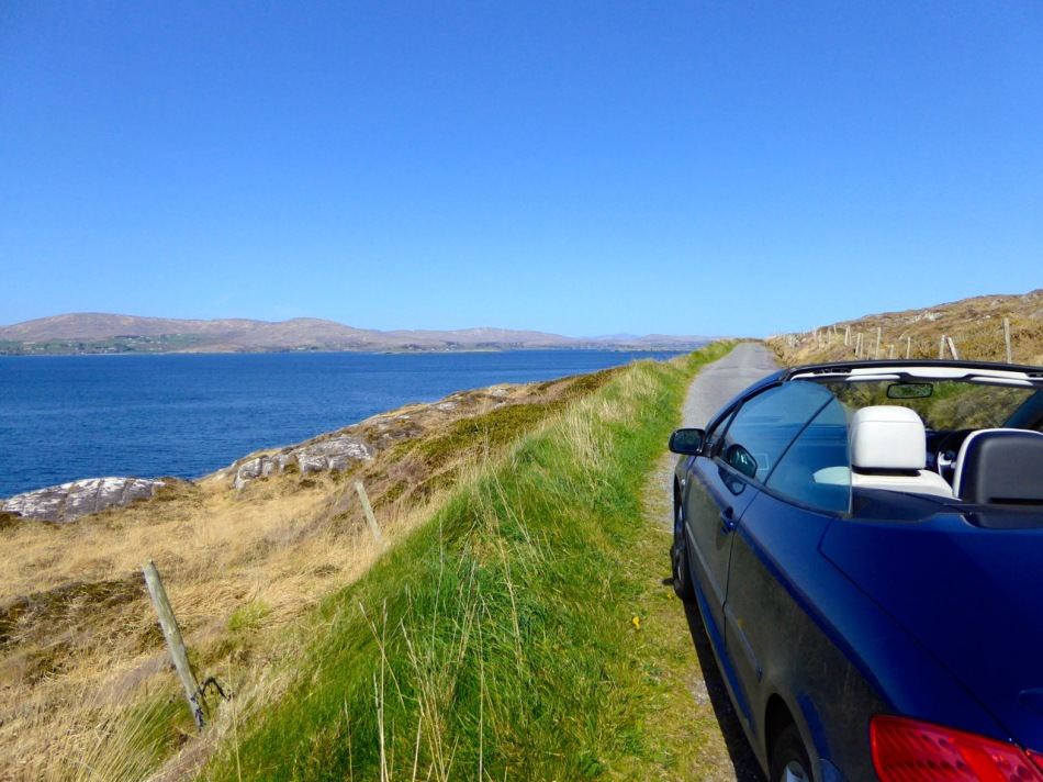 This is how you sightsee in West Cork!