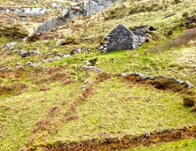 Tiny abandoned farm