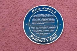 Halla Ruddock