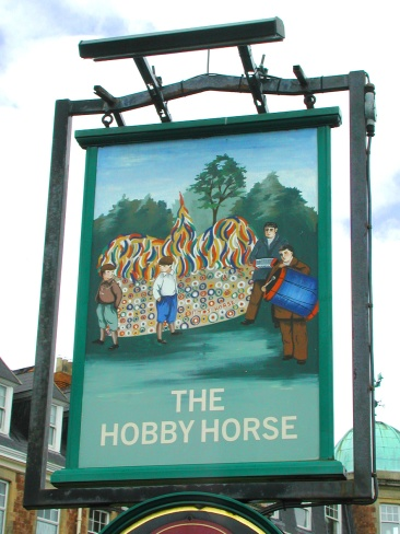hobby sign