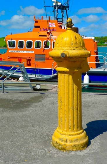 Lifeboat Hydrant