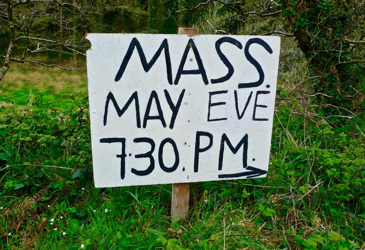 mass sign