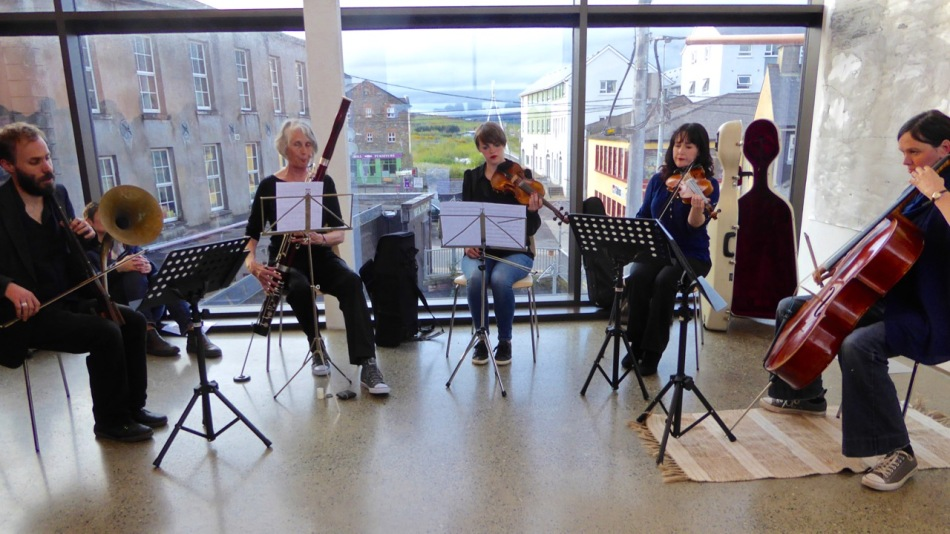 The Vespertine Quintet debuts a new work