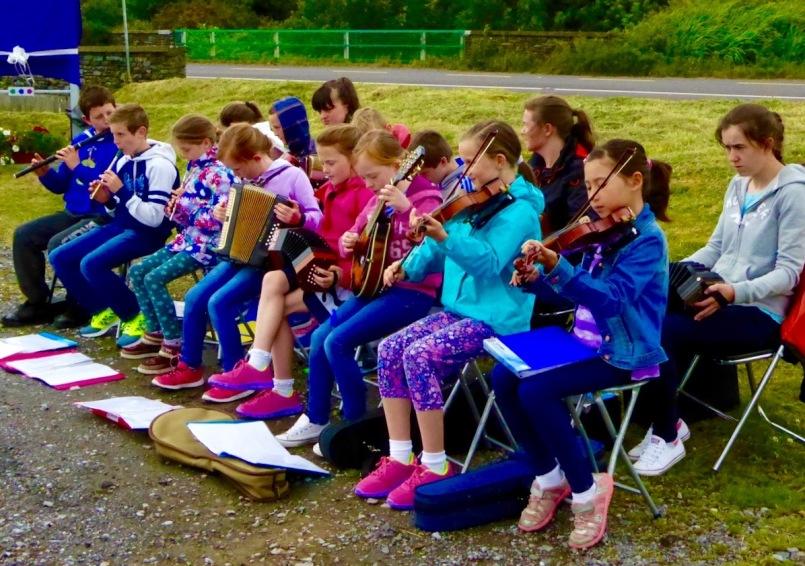 Kilcoe School Band