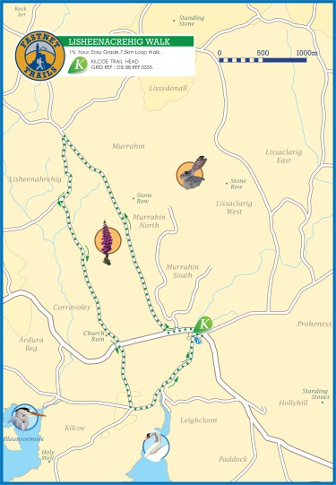 lisheenacrehig map