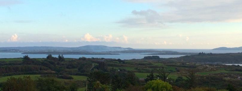 Roaringwater Bay Panorama