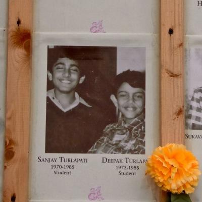 Sanjay and Deepak
