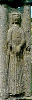 cloister woman