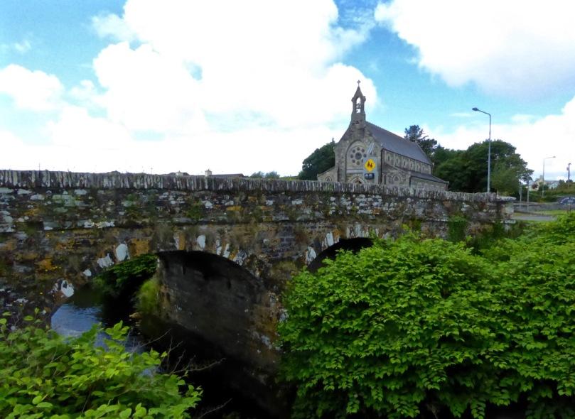 Kilcoe Church and Bridge