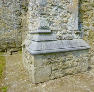 restored stonework