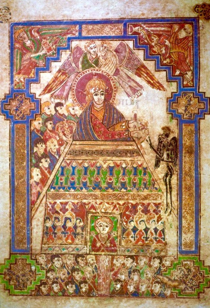 scriptorium book of kells