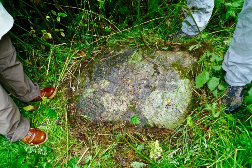 stone discovered