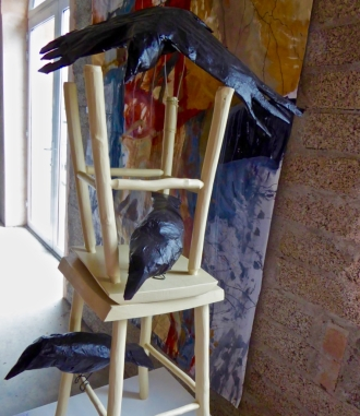 bird chairs