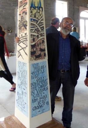 Brian + Obelisk