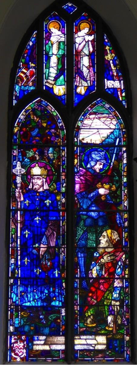 The Kendal Coghill Window, Church of St Barrahane, Castletownshend, Co Cork