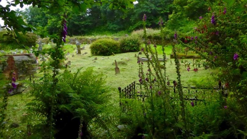 Castlehaven Graveyard atmosphere